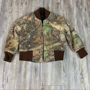 Advantage Timber Camouflage Green Brown Jacket